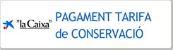Pagament Tarifa Conservació 2016This link will open in a new window